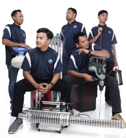 EZ Global Pest Control Team
